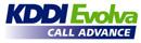 株式会社KDDIエボルバコールアドバンス ロゴ