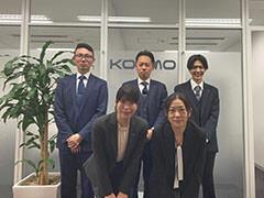 株式会社KOSMO イメージ