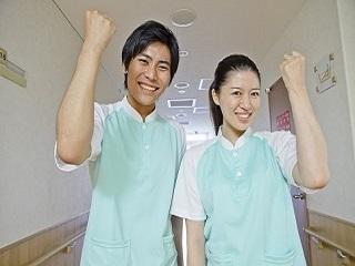 【夜勤のみ・週1日OK】サービス付き高齢者向け住宅の介護職員 イメージ1