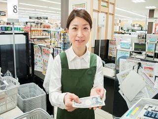 入社祝金5000円進呈中!食品レジ【京王新宿店】5146 イメージ2