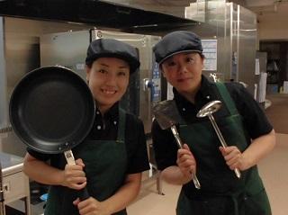 1日5H〇13時半までの勤務!〇老人ホームの調理職員 イメージ1