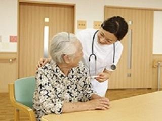 夜勤なし!未経験でもキャリアUP〇有料老人ホームでの看護職員 イメージ1