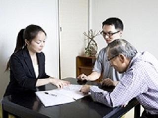 有料老人ホームの計画作成担当〇 イメージ1