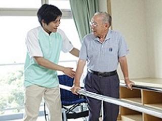 老人ホームでの機能訓練指導員〇希望に合わせた時間で働けます! イメージ1