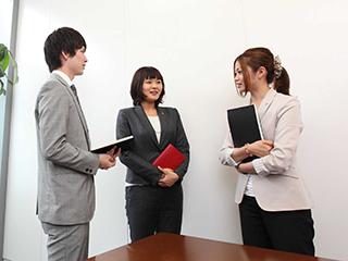"""スタッフと企業からの""""ありがとう""""が嬉しいフォローのお仕事 イメージ1"""