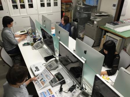 【時給2000円】グラフィックデザイナー募集@平和台駅スグ! イメージ1