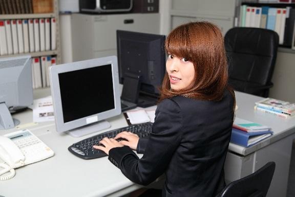 男性多めだから*気を使わない環境で仕事に集中!事務@NTT イメージ1