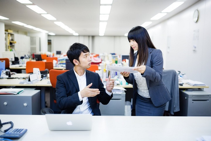 男性多めだから*気を使わない環境で仕事に集中!事務@NTT イメージ2