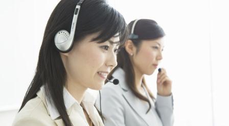 【未経験OK!時給1400円】携帯電話についてのお問合せ対応 イメージ1