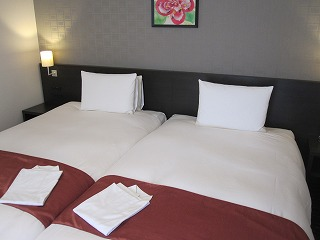 頑張り次第で随時時給UP!ビジネスホテルの客室清掃 イメージ1