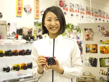 吉祥寺・渋谷【週4日】月15万以上*カメラ売場担当_s イメージ1