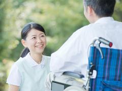 話し相手になることから始める介護スタッフ【週2日~OK】 イメージ1