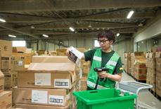 【新生活、始めませんか!】amazon倉庫の社員募集 イメージ2