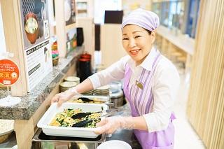 60代まで活躍中*朝の時間を有効活用*ホテルの朝食スタッフ イメージ1