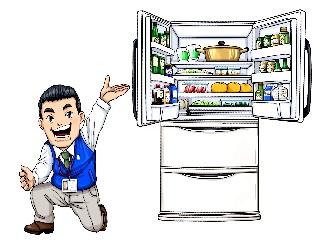 【週4+高時給】家電メーカーの冷蔵庫PRスタッフ イメージ1