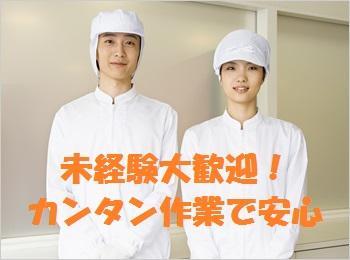 【井原市】シニア活躍!8-14時!カンタン食品軽作業 イメージ2