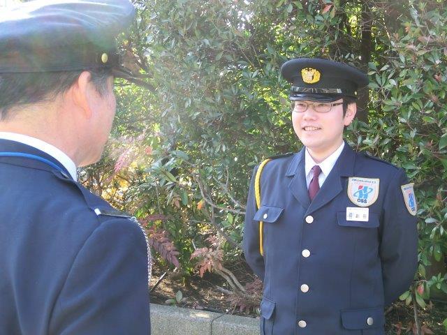 40~50代の方も大歓迎!大阪ガスグループでの施設警備業務 イメージ1