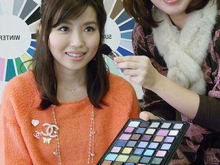 Xmas短期販売も有!【カラー診断+メイク+お仕事紹介】 イメージ2