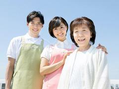 週2日~!おじいちゃん・おばあちゃんと共に過ごす福祉スタッフ イメージ1