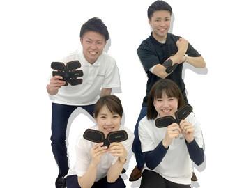 日給1万円!SIXPADの販売スタッフ@ららぽーと磐田_c イメージ2