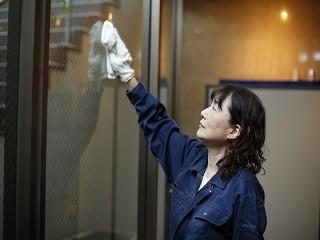 【未経験歓迎!】長期で安定して働ける!*オフィスビルの清掃* イメージ1