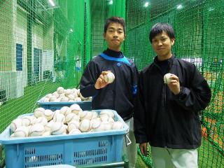 <1日~OKなレアバイト!>野球場でのメンテナンス業務 イメージ1