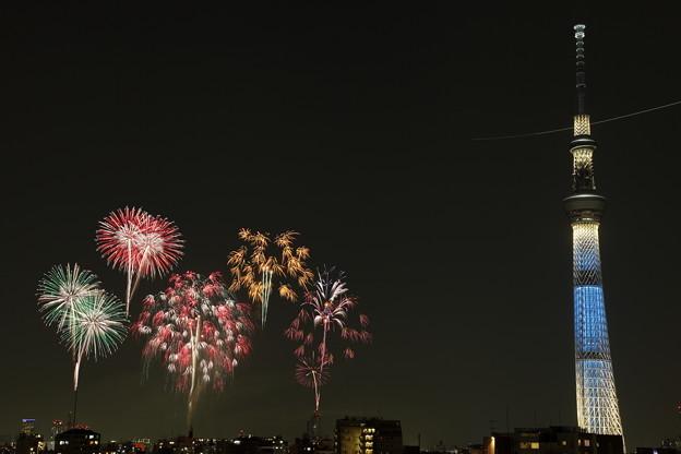 【5万円がもらえるキャンペーン中】花火大会でのご案内スタッフ イメージ1