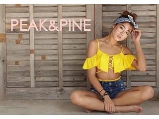 即日~8月末or9月中旬まで《PEAK&PINE》水着販売 イメージ1