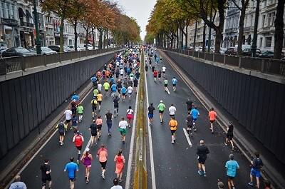 【2/14~23】東京のマラソン大会イベント!会場準備など イメージ1
