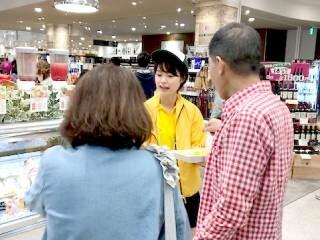 <スーパーなどで日用品のPR>週1日も月1日もOK!! イメージ2