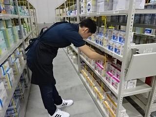 \日払い&1日~OK/日用雑貨のピッキング@千葉駅 イメージ1