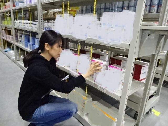 【1日だけ】初勤務は日収+1000円/輸入雑貨の検品など! イメージ1