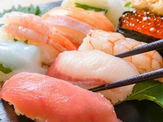 年齢不問!時1400*にぎり寿司テイクアウト販売・キッチン補 イメージ1