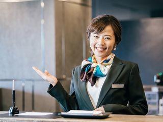 未経験OK!語学が活かす!有名ホテルフロントスタッフ/京都 イメージ1