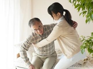 【土日だけで月8万円】お年寄りの生活のお手伝い イメージ1