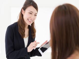 【11~1月限定】週2~OK!ポイントカード受付スタッフ イメージ1