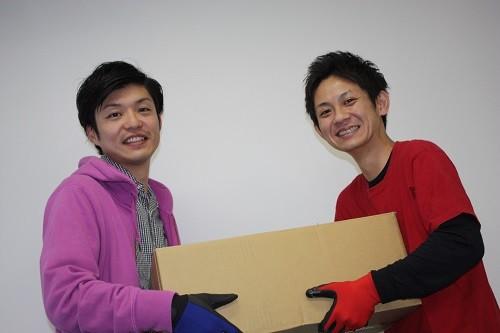 \夜勤*ガッツリ稼げる/荷物の仕分け*最大時給1875円! イメージ1