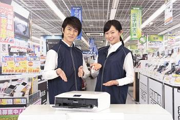 【時給1600円~】急募!年末シーズン限定のプリンター販売 イメージ1