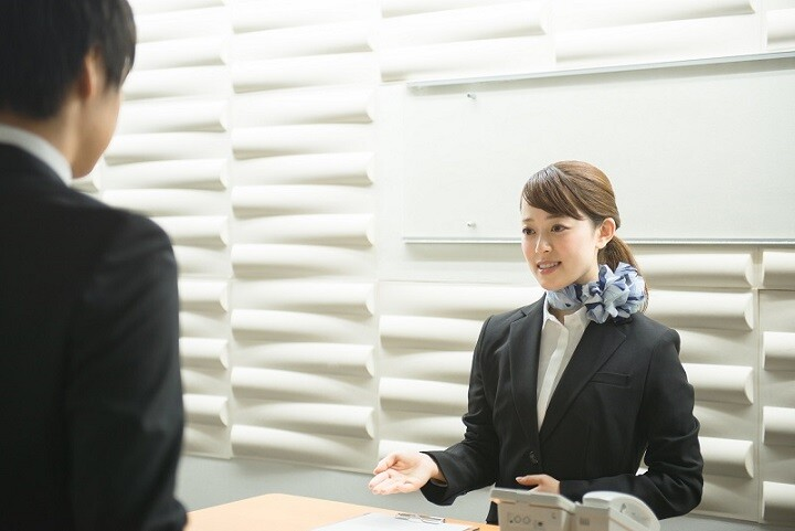 残業なし✿未経験OKの受付インフォメーション【平日休み】 イメージ1