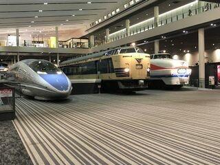 <12/14~3/1>新幹線ロボットのアニメイベントでご案内 イメージ2
