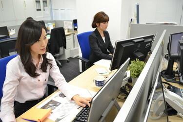 <人事部でお仕事>官公庁*社会保険に関するオフィスワーク イメージ1