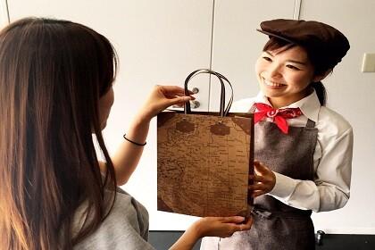 年末年始先行!天使のマークのチョコ催事*東京駅 イメージ1