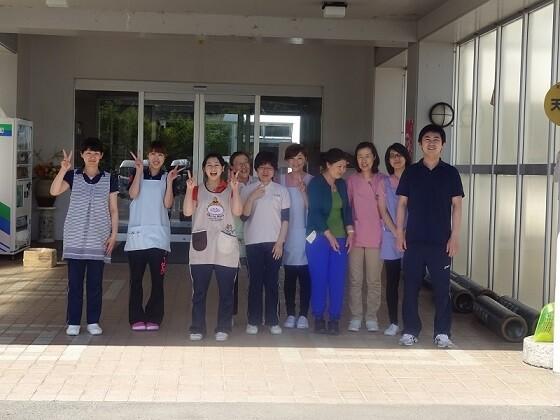 【天寿園】看護職/主婦(夫)歓迎!/待遇バッチリ! イメージ1