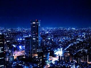 12月。短期。渋谷スクランブル《展望台》でご案内~ イメージ1