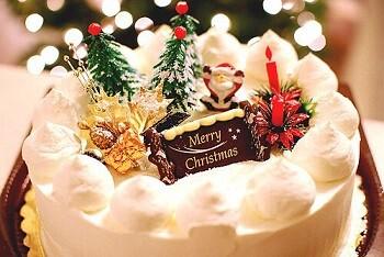 12/24・25の1日でOK!クリスマスケーキを搬入するだけ イメージ2