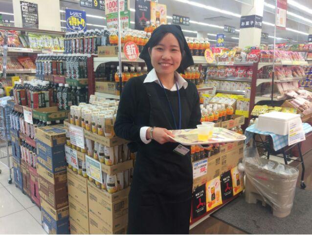 12/8カマンベールチーズのPR*日給12,650円+交別 イメージ2