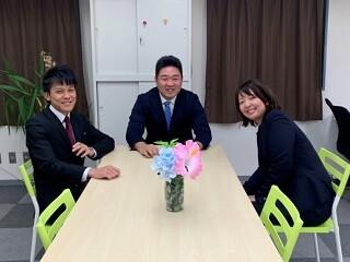 【渋谷*駅チカ】支店長は大阪人でアットホームな雰囲気♫ イメージ1