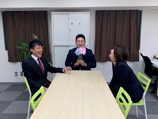【渋谷*駅チカ】支店長は大阪人でアットホームな雰囲気♫ イメージ2