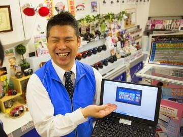 日払可*ノルマ無*嬉しい時給1400円のPC接客スタッフ_s イメージ1