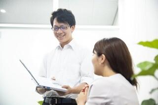 未経験・ブランクOK→正社員*月収23.5万円!ITサポート イメージ1